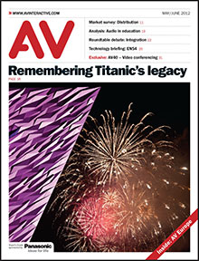 Audio Visual magazine