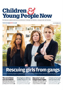 Children And Young People Now magazine
