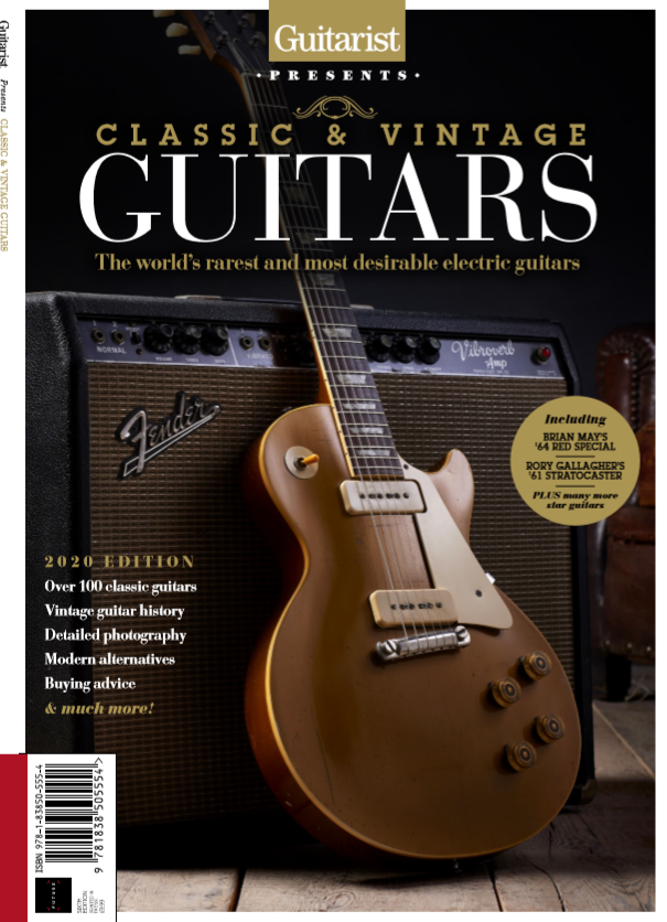 Classic and Vintage Guitars Book