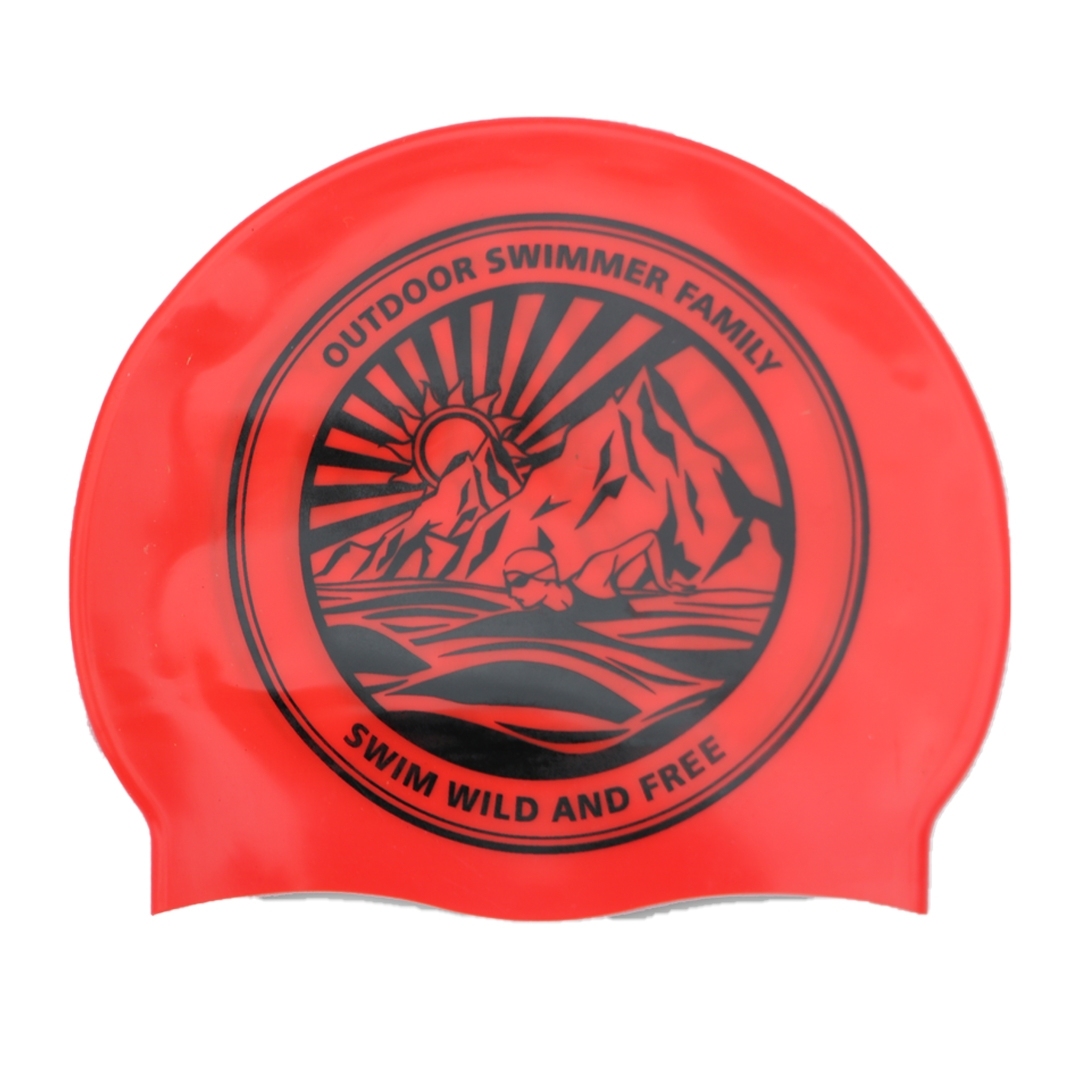 Outdoor Swimming - Swimming hat gift